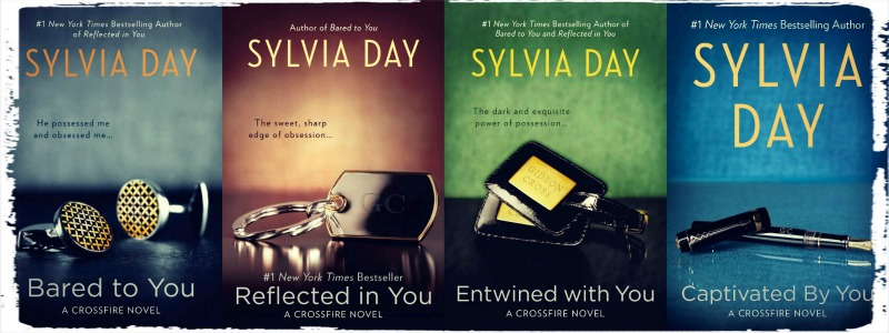 The Kink Report's Best of Gideon and Eva from the Crossfire Series by Sylvia Day