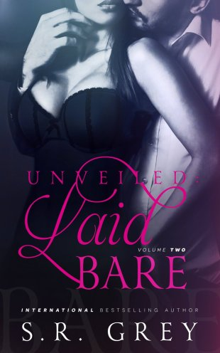 2 Unveiled Ebook Cover