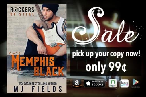 Memphis Black Sale