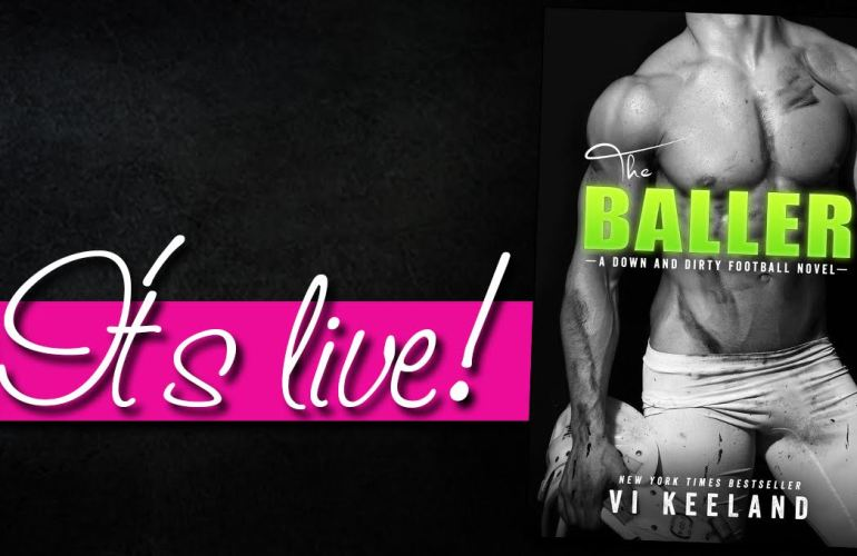 Its Live The Baller By Vi Keeland Mile High Kink Book Club