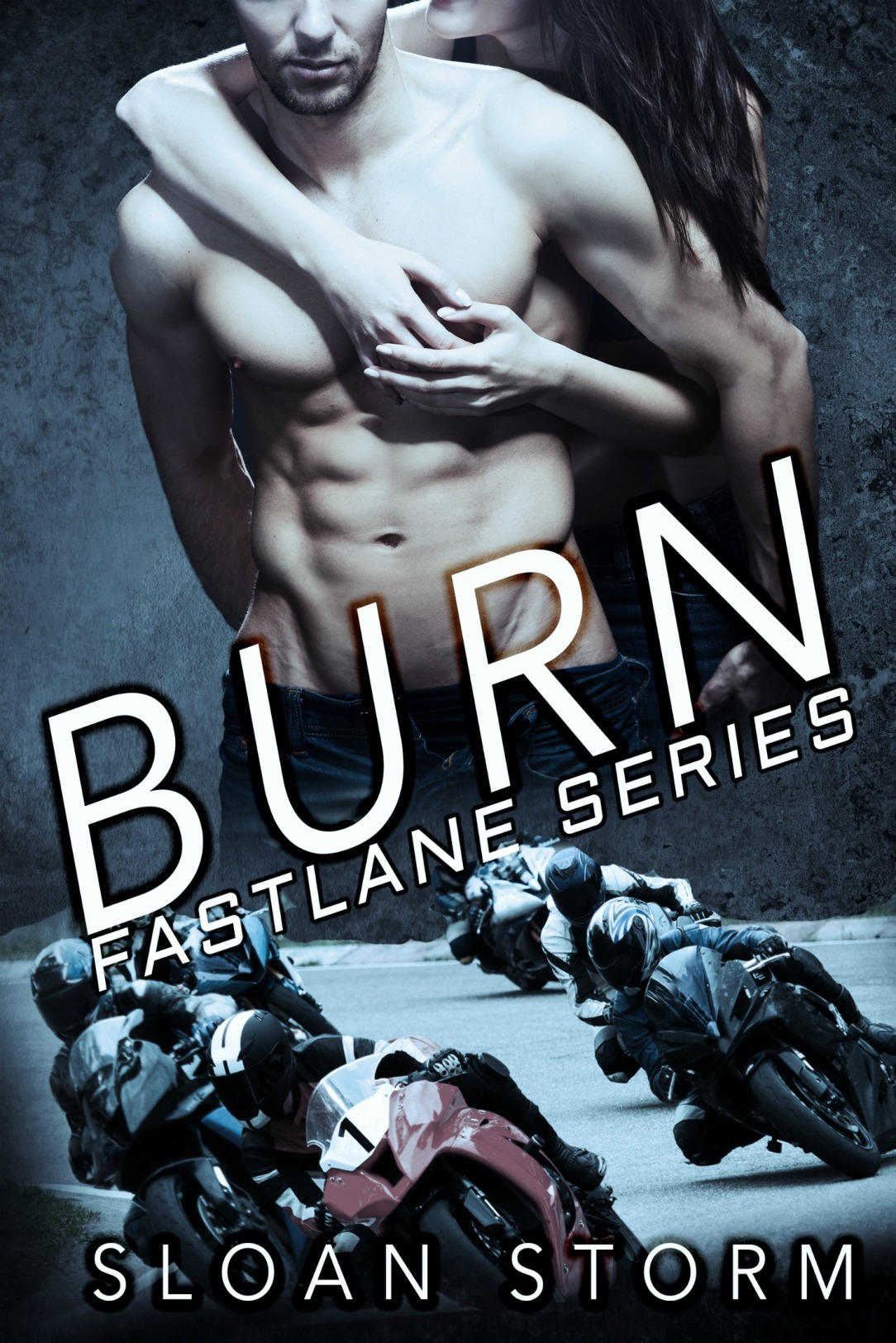 Burn Ebook Cover