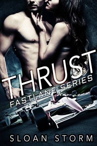Final Thrust Ebook Cover
