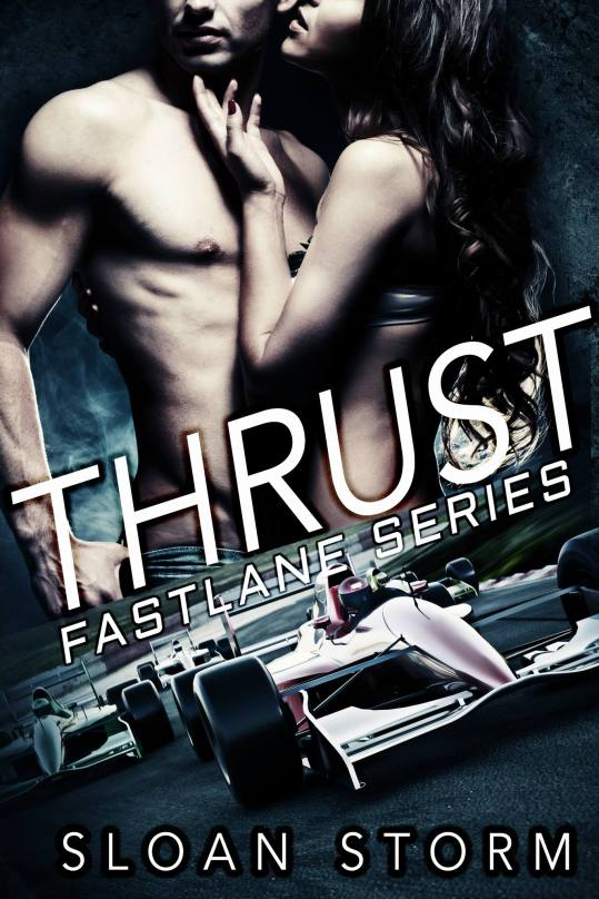 Final Thrust Ebook Cover