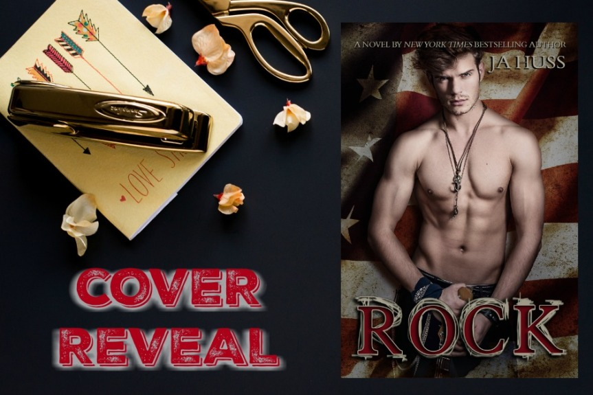Cover Reveal with Giveaway: Rock by JAHuss