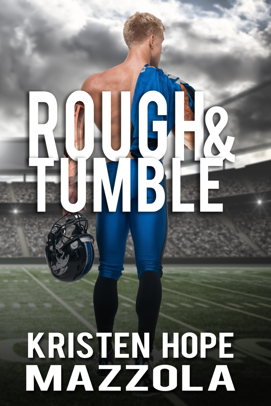 Rough Tumble Ebook Cover