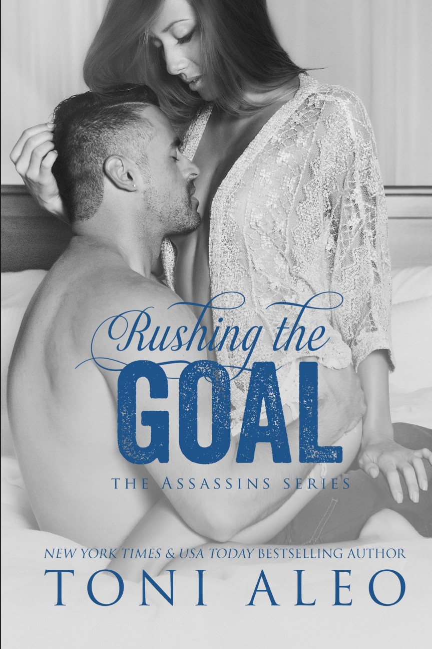 Rushing the Goal by Toni Aleo:Teaser