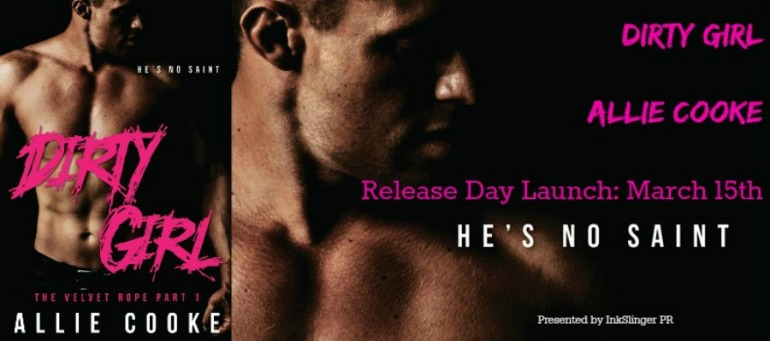 The Kink Report: Dirty Girl by Allie Cooke Release Day