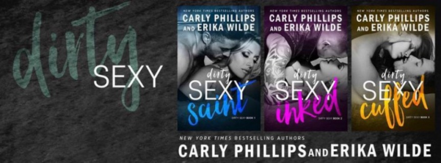 Dirty Sexy Trilogy Banner