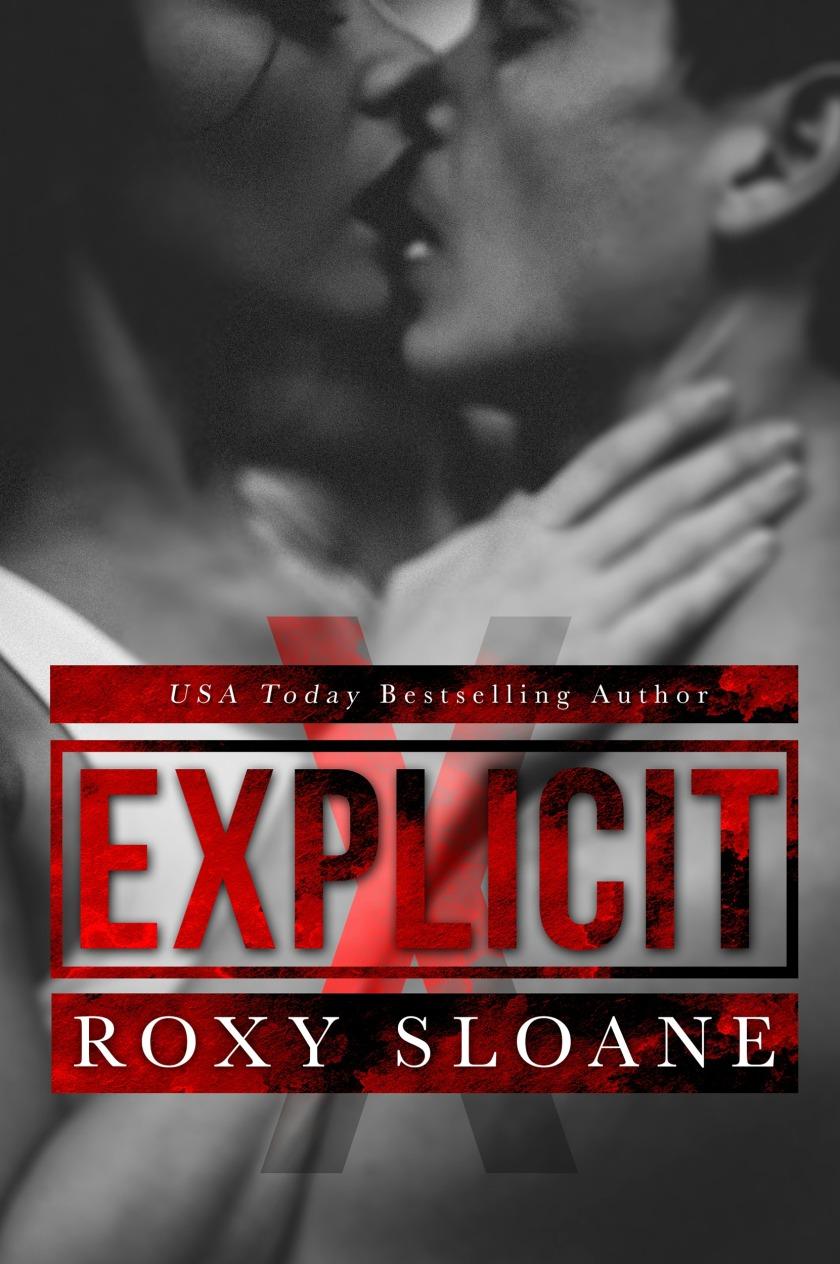 Explicit Ebook Cover