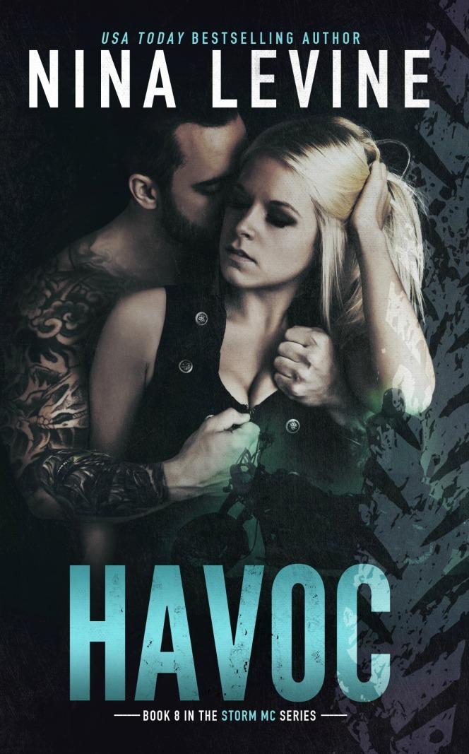 Havoc Ebook Cover