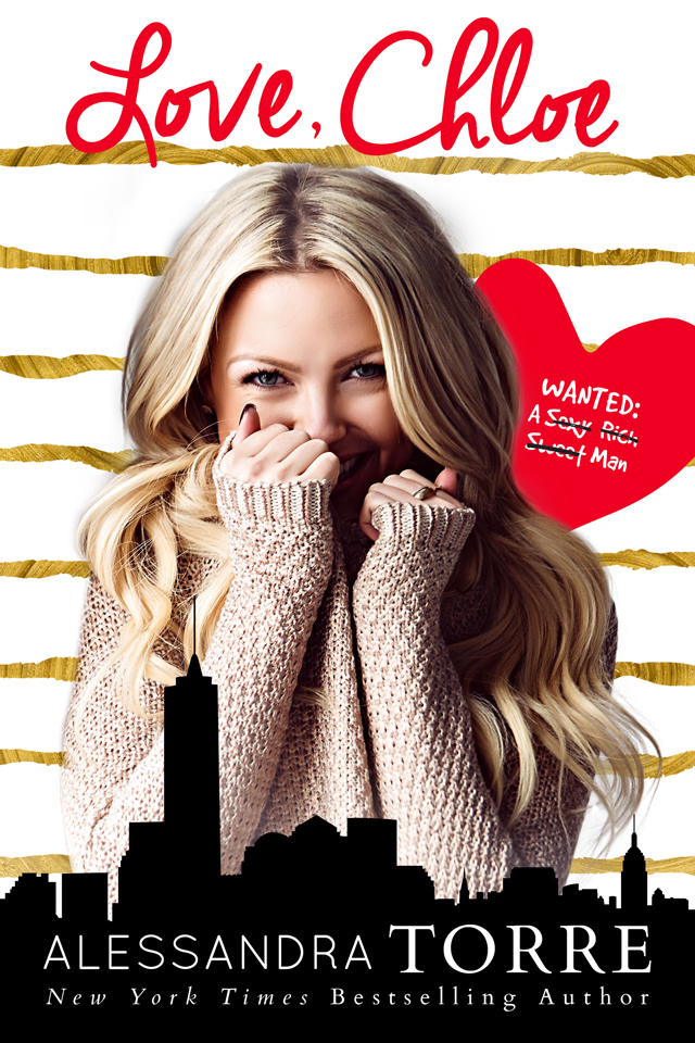 Love, Chloe by Alessandra Torre is LIVE