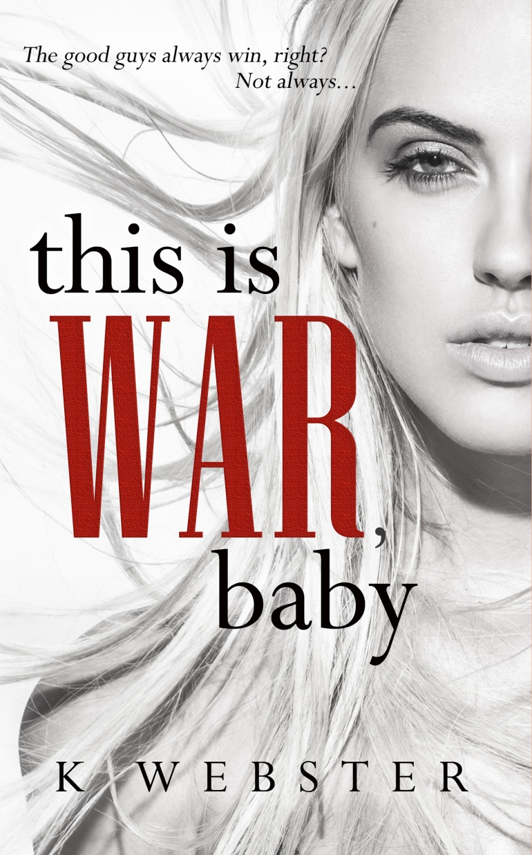 This is War Baby FRONT ONLY