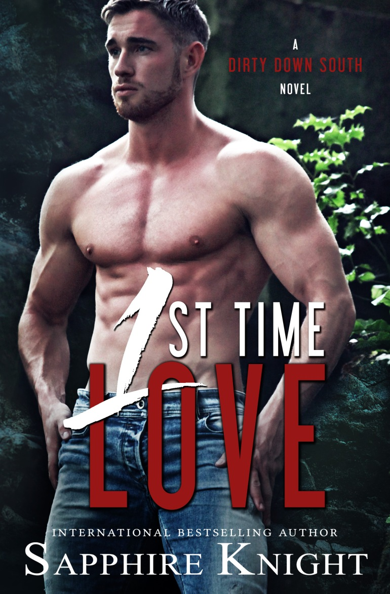 1st time love ebook cover