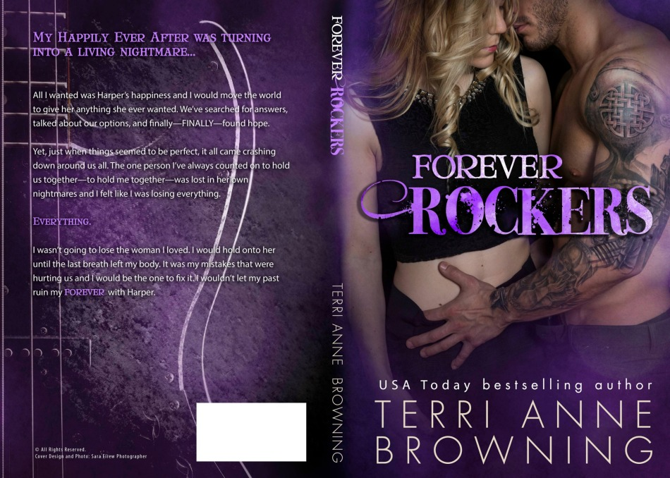 Forever Rockers Full Jacket