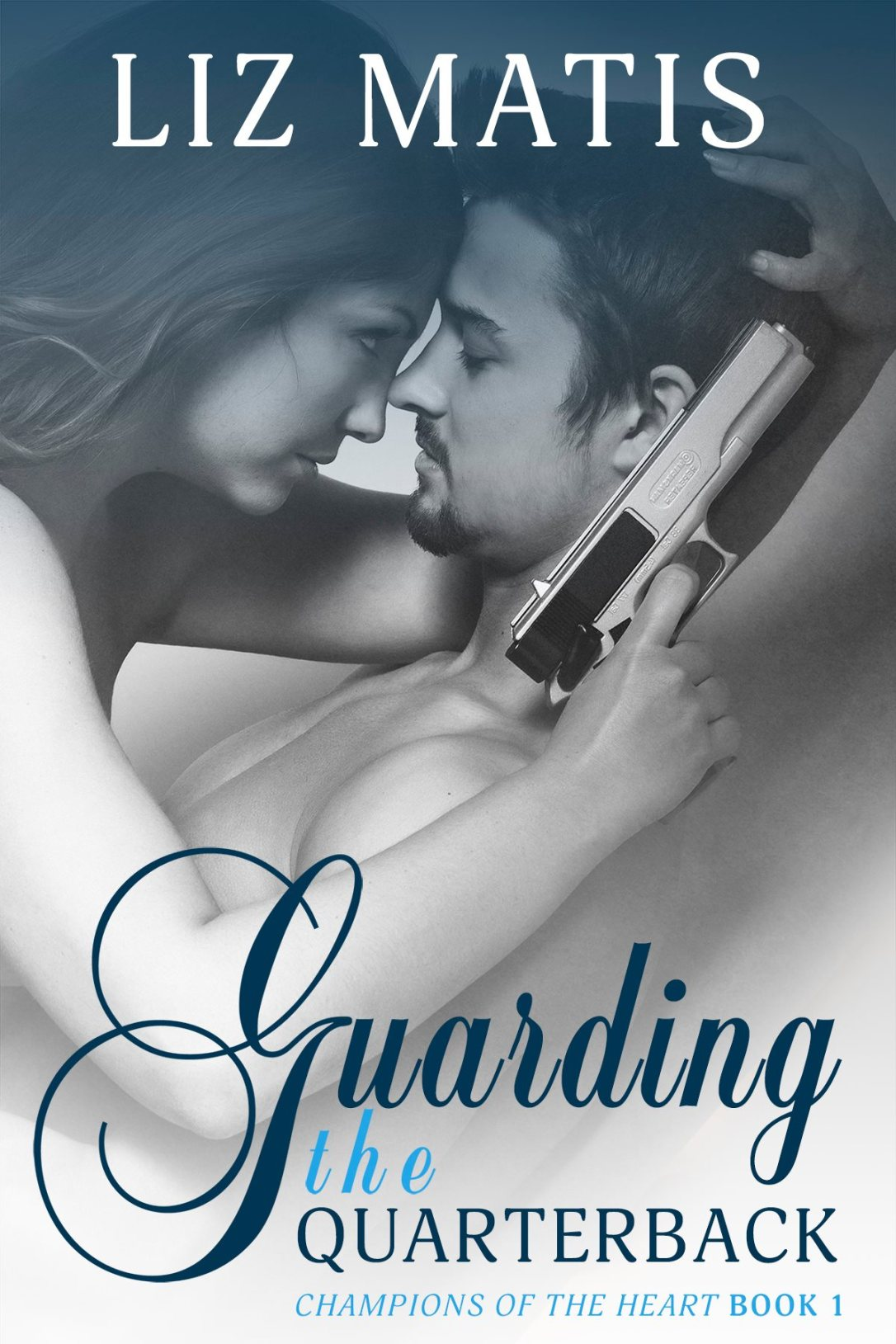Guarding QB Book Cover