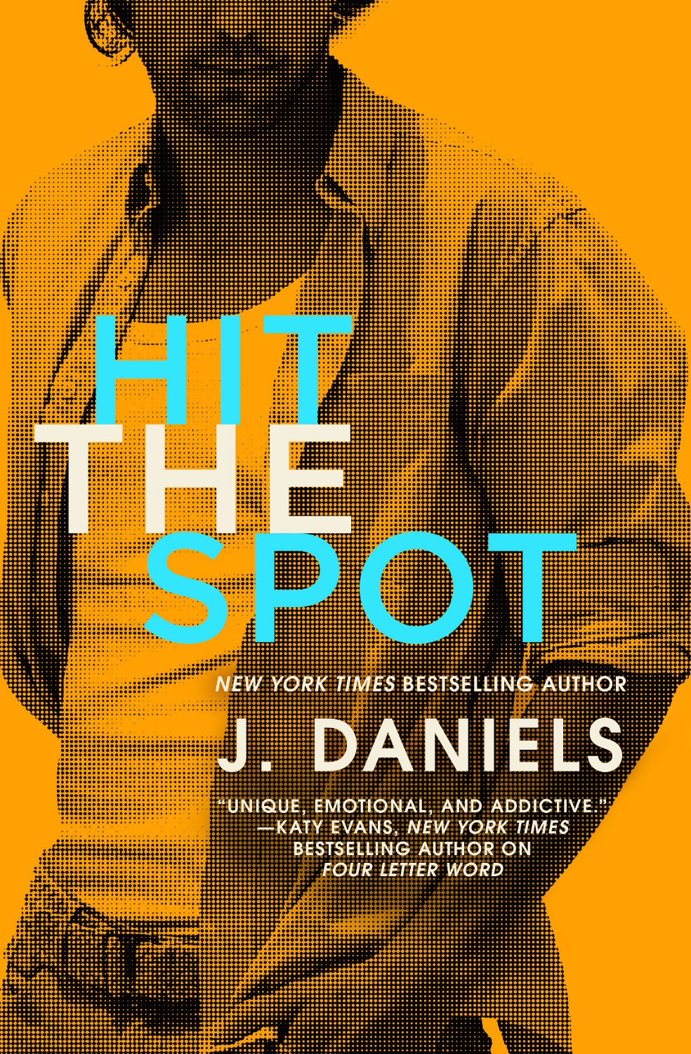 Hit the Spot Ebook Cover