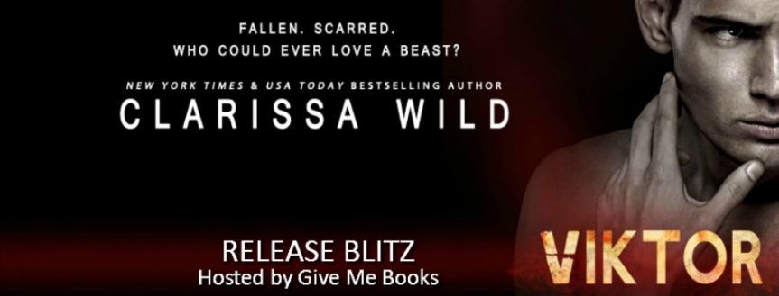 VIKTOR by Clarissa Wild ~ ReleaseBlitz