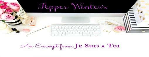 Facebook Cover Je suis a toi