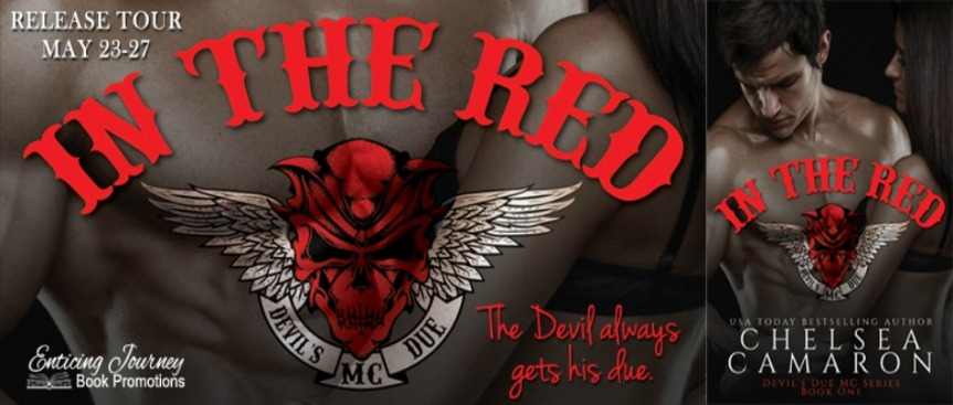 Release Tour: IN THE RED by @ChelseaCamaron