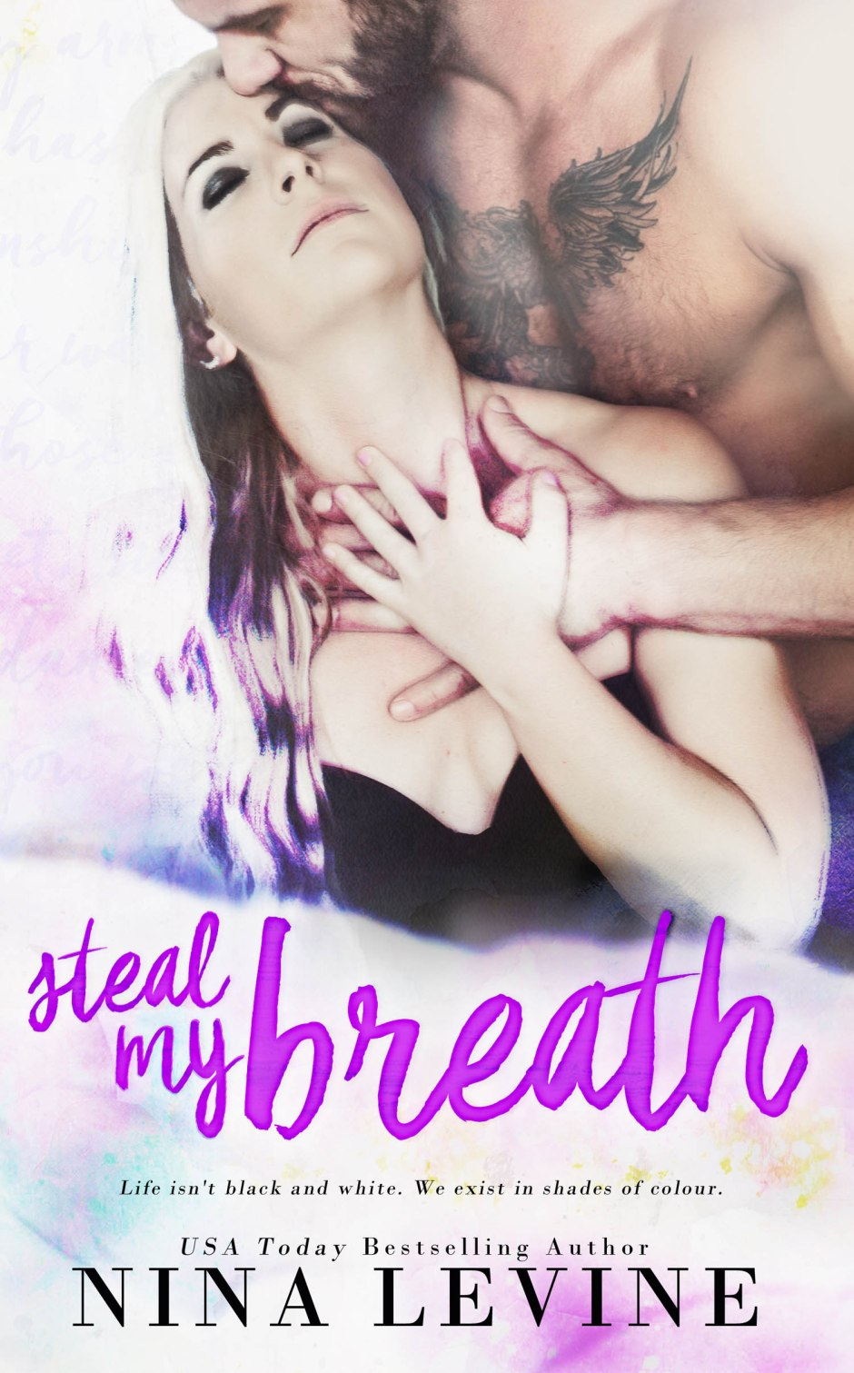 Steal My Breath Ebook Cover