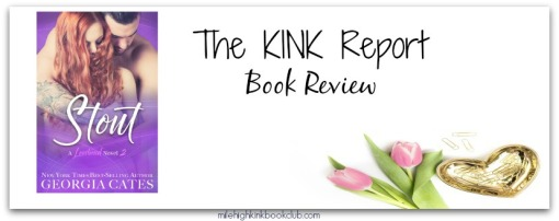 Stout Book Review Banner