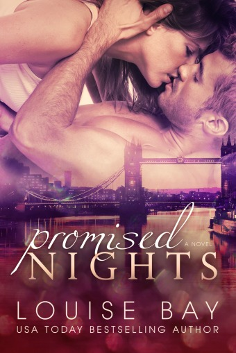 Promised Nights Ebook Cover