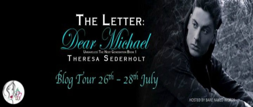 Blog Tour~ THE LETTER: DEAR MICHAEL by Theresa Sederholt #Giveaway
