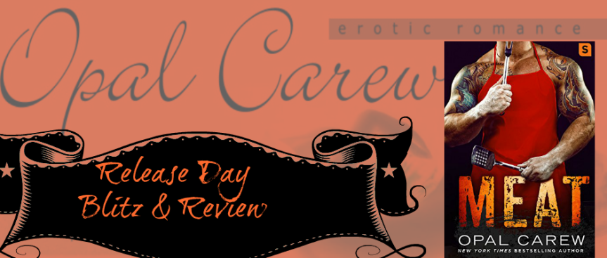 MEAT Book Review | Opal Carew (@opalcarew) – Author