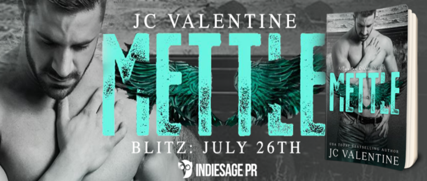 METTLE by J C Valentine ~ Release Blitz #Giveaway