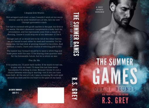 Out of Bounds Summer Games FULL JACKET