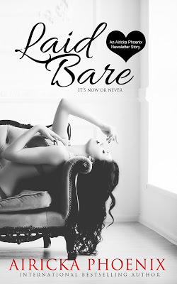 Laid Bare by Airicka Phoenix ~ An Erotic Threesome Book Blitz