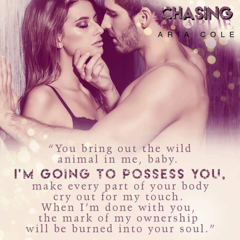 The KINK Report presents Chasing Charlie by Aria Cole