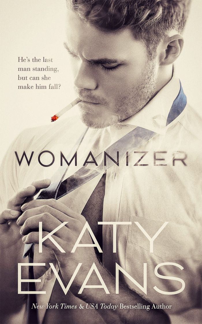 The KINK Report is celebrate the upcoming release Womanizer (Manwhore #5) by Katy Evans