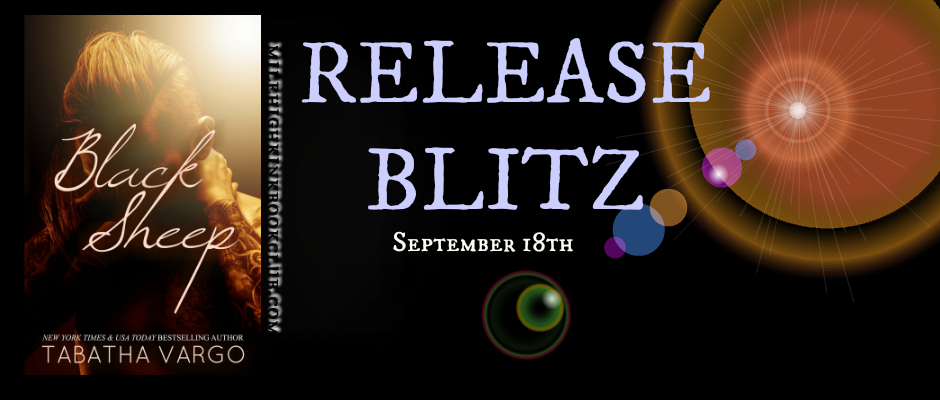 Black Sheep by Tabatha Vargo Release Blitz