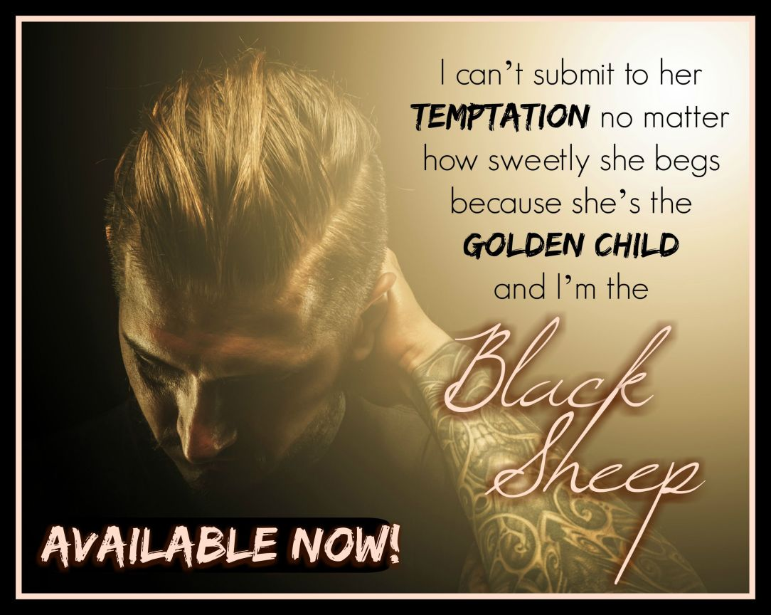 On The KINK Report ~ Black Sheep by Tabatha Vargo Release Blitz