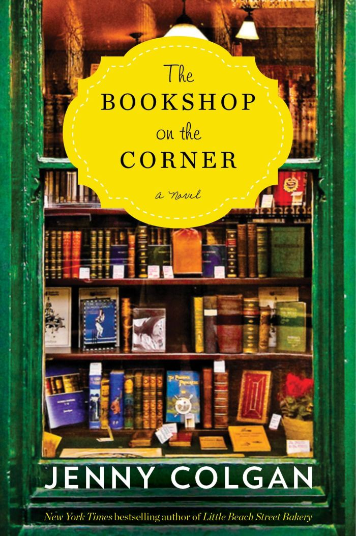 The Mile High KINK Book Club prensents: Blog Tour for The Bookshop on the Corner by Jenny Colgan