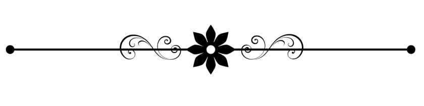 border-with-flower
