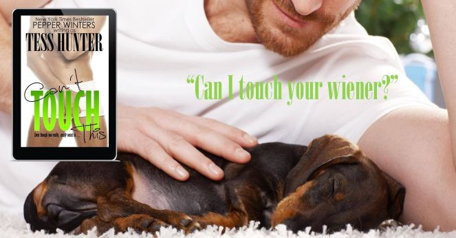 Mile High KINK Book Club: The new release of Can't Touch This by Tess Hunter