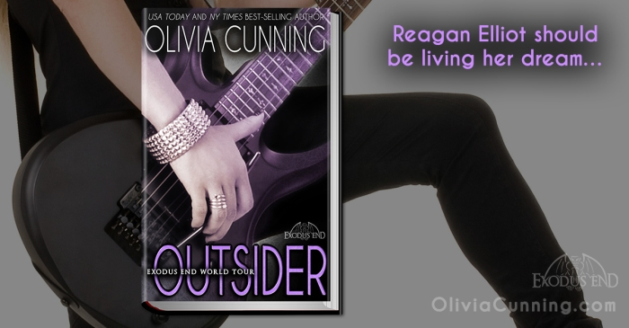 Mile High KINK Book Club: Outsider by Olivia Cunning Badass Review