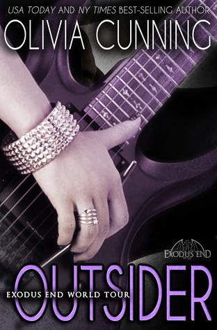 Outsider by Oliva Cunning Book Review
