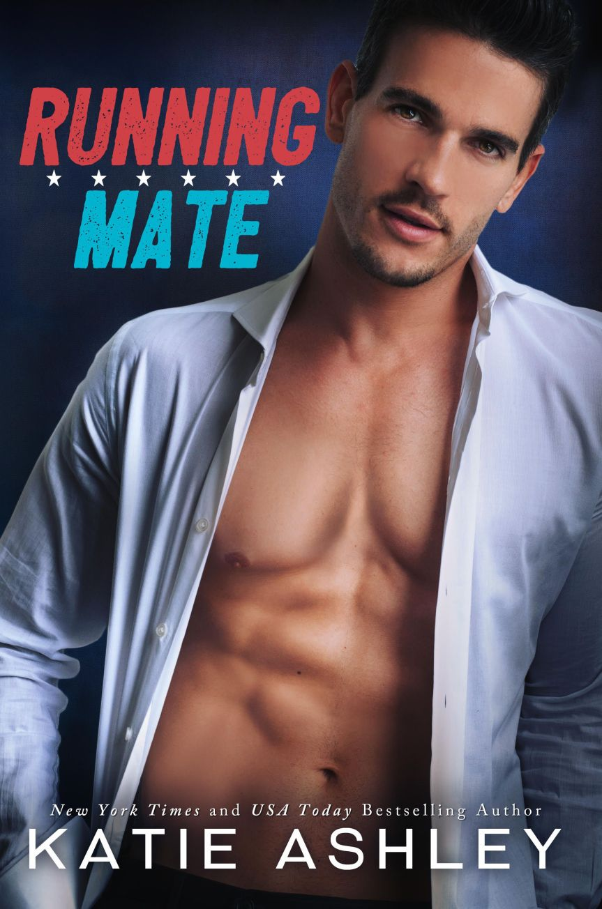 Mile High KINK Book Club presents: The Cover Reveal for Running Mate by Katie Ashley