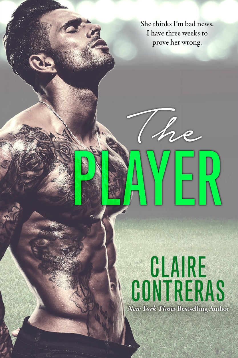 The Player by Claire Contreras