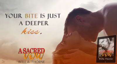 A Sacred Vow by Willow Thorne