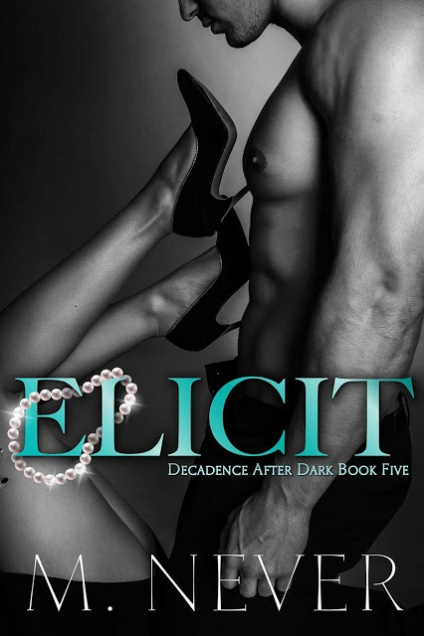 ELICIT by M Never: Book Review on Mile High KINK Book Club