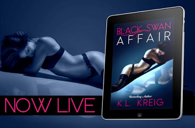 Black Swan Affair by K L Kreig