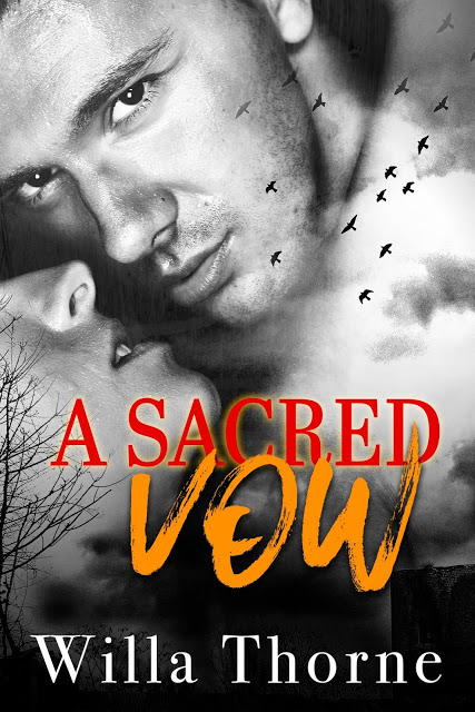 A Sacred Vow by Willa Thorne ~ Cover Reveal on Mile High KINK Book Club