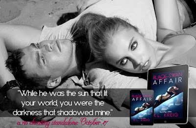 Black Swan Affair by K. L. Kreig