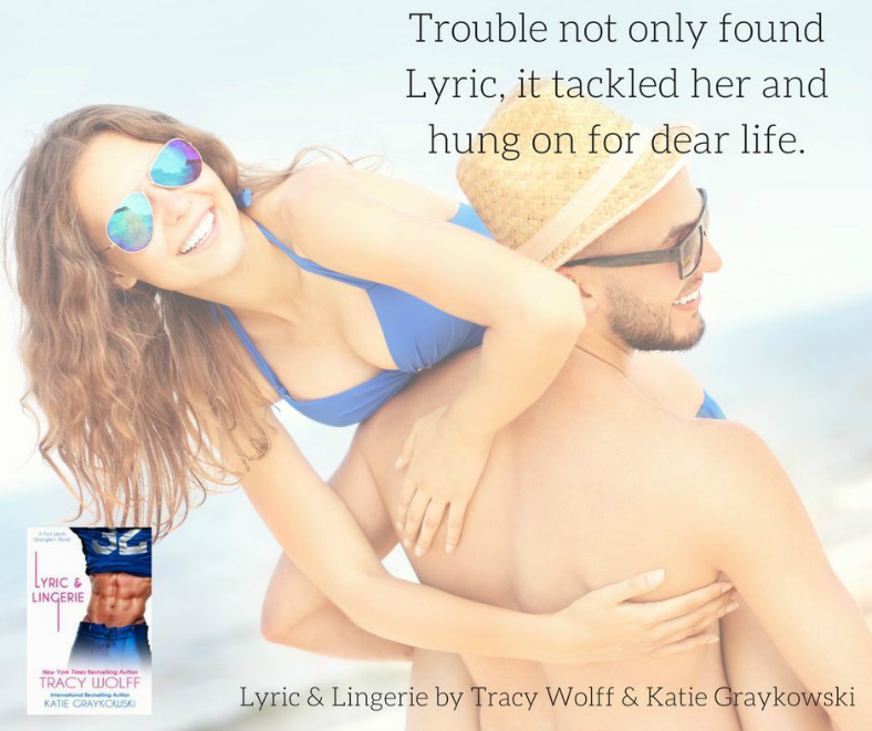 Lyric & Lingerie by Tracy Wolff and Katie Graykowski Book Review