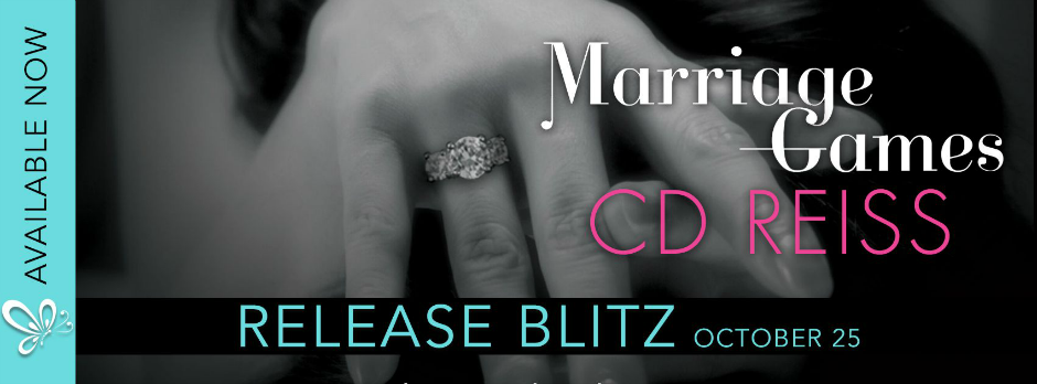 Marriage Games by CD Reiss ~ Release Blitz