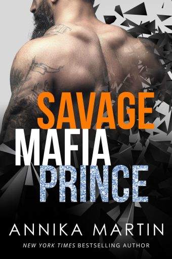 Savage Mafia Prince by Annika Martin ~ New Release on Mile High KINK Book Club